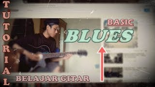 Nge BLUES dulu dech Tutorial Gitar BLUES Dangdutnya Rehat Sebentar Yoga Espe