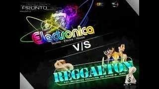 Mix Electro vs Reggeton DJ LeniN