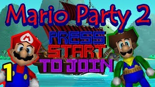 Mario Party 2 #1 - Press Start To Join