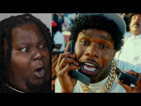 DaBaby – Red Light Green Light (Official Video) REACTION!!!!!