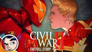 "Civil War 2 ""Death of Hulk to Finale & Tie Ins"" - Full Story | Comicstorian"