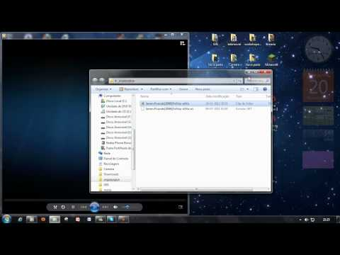 How To Add Subtitles To A Downloaded Movie In Windows Media Player!!Easy Few Seconds!!