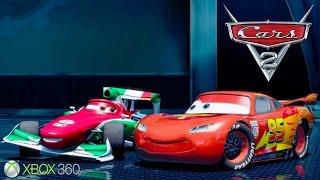 Disney Pixar Cars 2 - Xbox 360 / Ps3 Gameplay (2011)