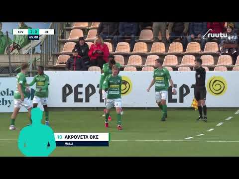 KPV Ekenas Goals And Highlights