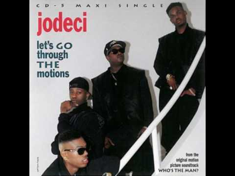 Jodeci - Let's Go Through The Motions (DeeJay Silas Extended Mix)