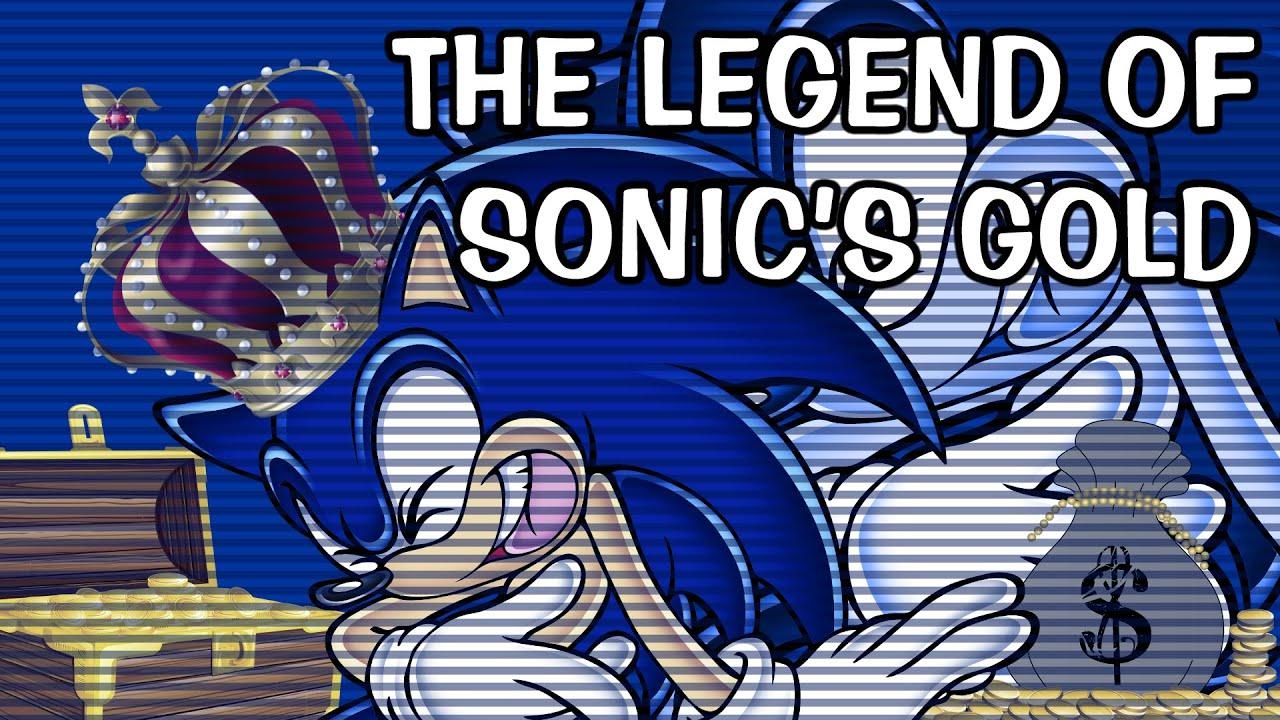 THE LEGEND OF SONIC'S GOLD   Sonic Recaps #04   Xonic S