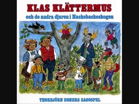 bamsefars födelsedag text Klas Klättermus och alla de andra djuren i Hackebackeskogen  bamsefars födelsedag text