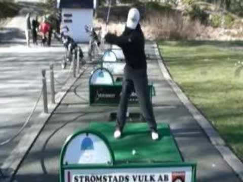Golf Strømstad