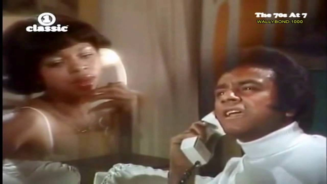 TOO MUCH,TOO LITTLE,TOO LATE-JOHNNY MATHIS & DENIECE WILLIAMS-OFFICIAL VIDEO-1978 [ HQ ]