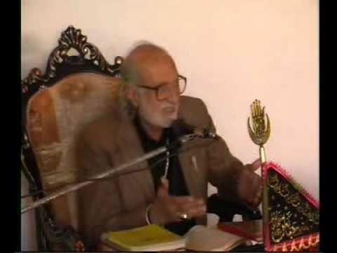 Shafqat Mohsin Kazmi part 1 Immam Bargah Shah-e-Najaf Bhoun Tehsil Kahuta.avi