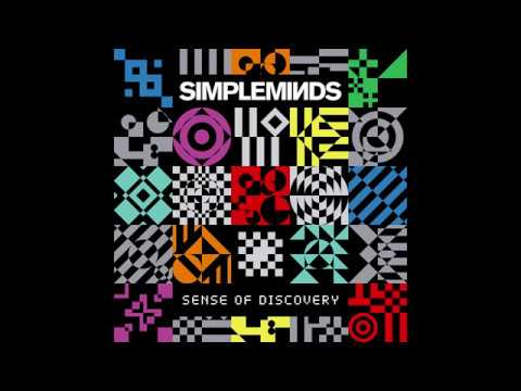 Simple Minds  Sense of Discovery