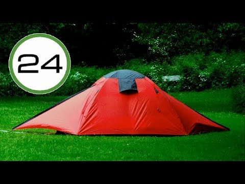 RAIN SOUND WITHOUT Thunder ☔⛺☔ in TENT. SOFT Rain to Sleep Study, Read, Meditate and Relax