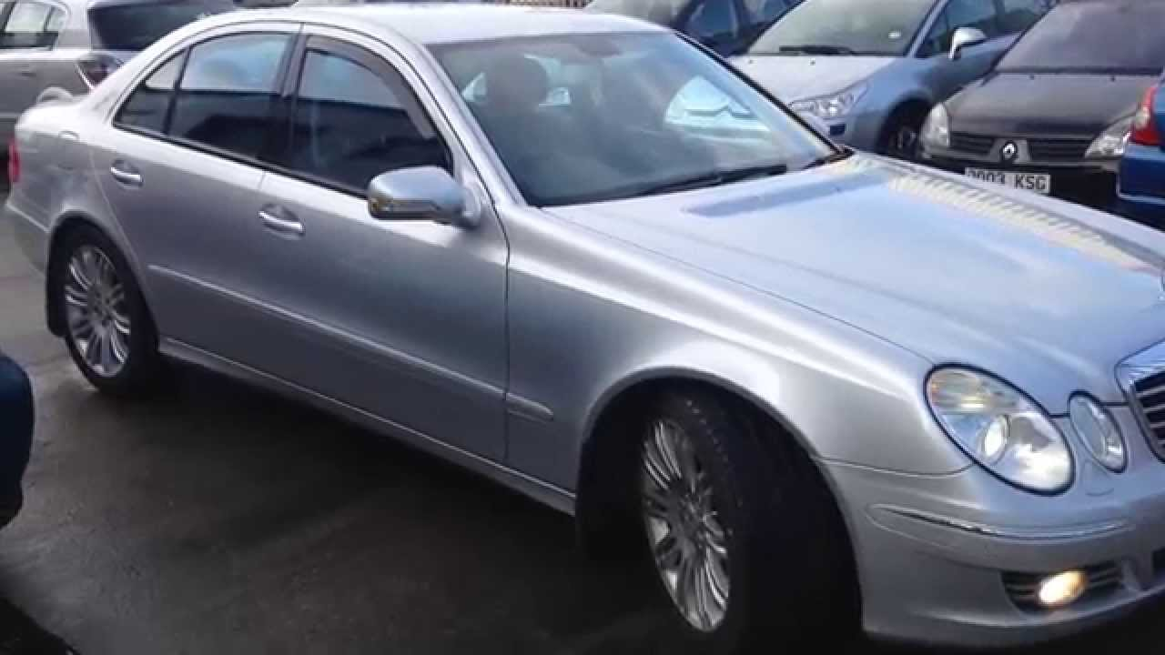mercedes e class w211 diagnostic obd2 port location video - youtube