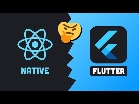React Native vs Flutter - I built the same chat app with both