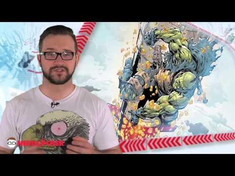 Nerdlocker Comic Book Review – Frankenstein, Agent of S.H.A.D.E. #16