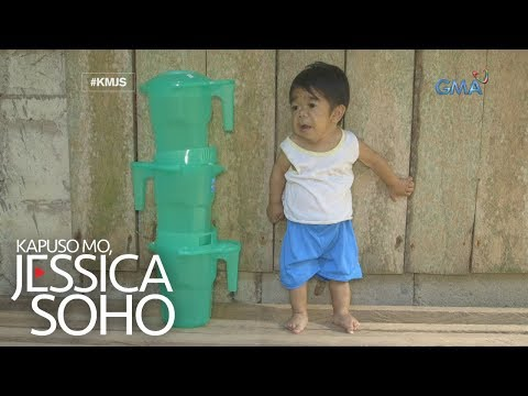 Kapuso Mo, Jessica Soho: Little Man ng Sorsogon
