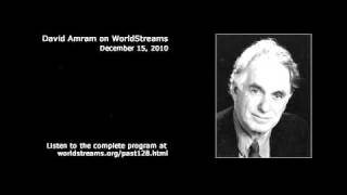 David Amram on WorldStreams