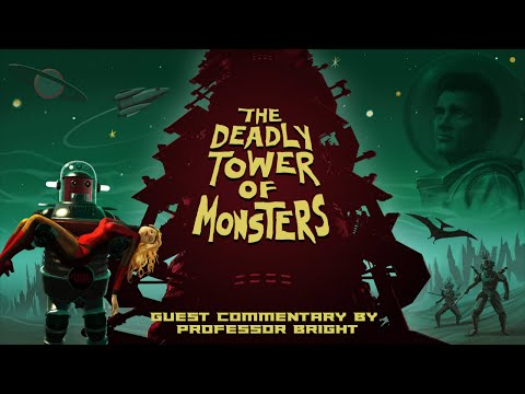 The Deadly Tower of Monsters at a Glance - Absolutely Shatner-ian