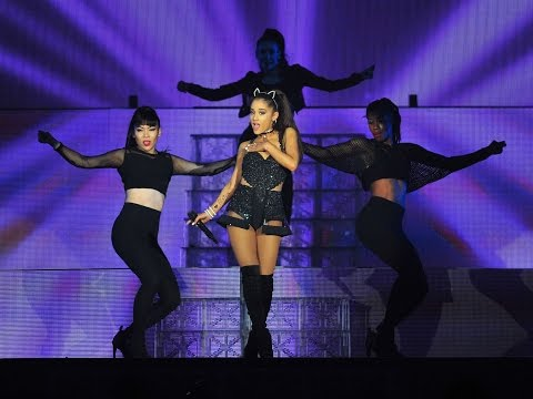 Ariana Grande The Full HD 1080P Honeymoon Tour at The Barclay Center in Brooklyn