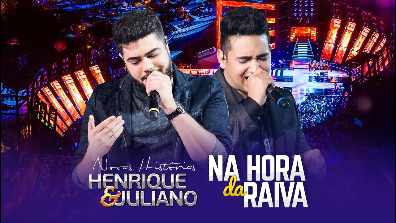 Dj Cleber Mix Ft Henrique e Juliano - Na hora da raiva