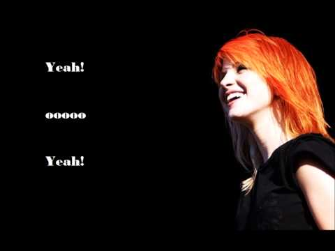 "Paramore ""Proof"" lyrics"