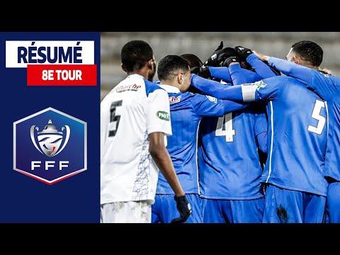 Coupe de France : AJ Auxerre - ESTAC (1-0), le résumé
