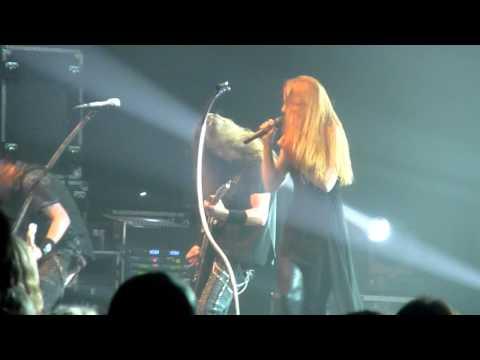 Epica - Menace of Vanity (zaandam 12 okt. 2012)
