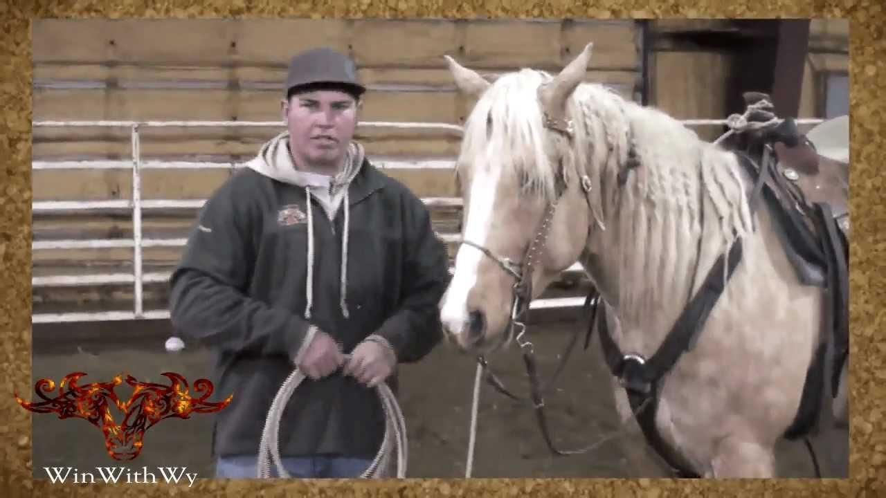 Rodeo Training How To Start Calf Roping Youtube