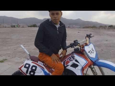 Motocross Kawasaki Kx250f Prueba Moto Motocross Fullhd