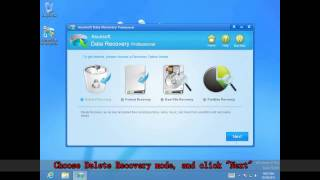 Recover Deleted Files for Windows 8