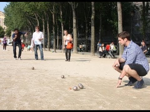 Popular leisure activities in France- sports