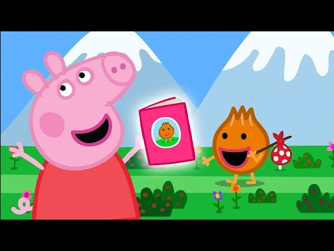 Kids Videos Storytime with Peppa! Reading Month 2018 Special  Peppa Pig Official | New Peppa Pig