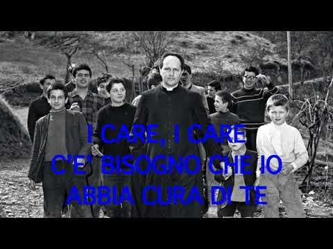 I Care - Canzone dedicata a Don Milani (con testo)