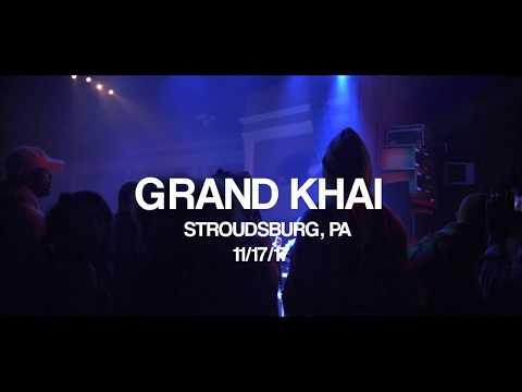 Grand Khai Live @ The Sherman w/ A-Boogie (Re-Cap)