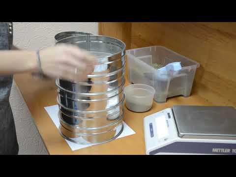 Как определить гранулометрический состав почвы