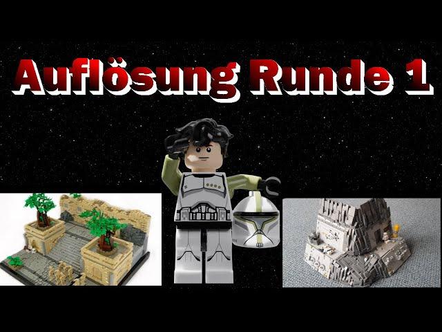 Moc Contest Runde 1 Auflösung/ T Bricks