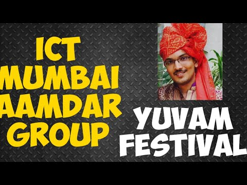 """Aamdar dance group"" Yuvam2k18 @Institute of chemical technology , Mumbai."