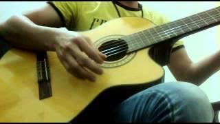 Khúc Thụy Du-Demo   Guitar Nguyễn Hải ft Cường Phạm