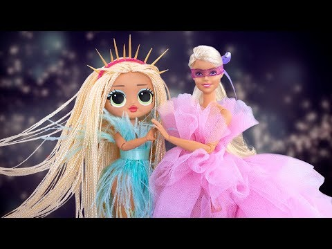 12 Clever LOL Surprise OMG And Barbie Clothes Hacks And Crafts