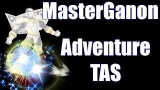 MasterGanon: Adventure (Melee Character Mod TAS)