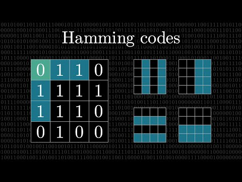 Hamming codes, h■w to ov■rco■e n■ise.