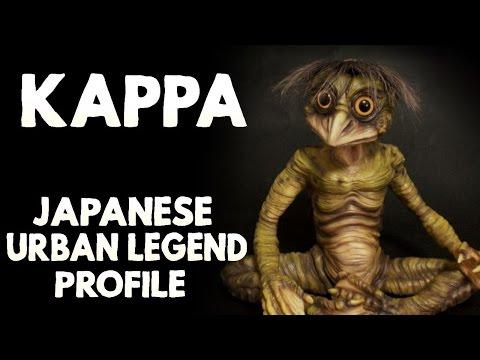 """Kappa"" Japanese Urban Legend Profile"