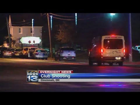 Ohio Nightclub Shooting