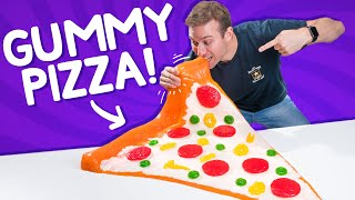 GIANT Gummy Pizza Slice! | A.T. #149