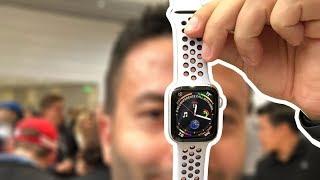 Apple Watch Series 4 elimizde! İşte Apple'ın yeni akıllı saati!