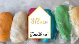 Kids' Kitchen - How to make playdough - BBC Good Food