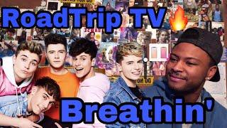 Roadtrip TV - Breathin Cover | Reaction