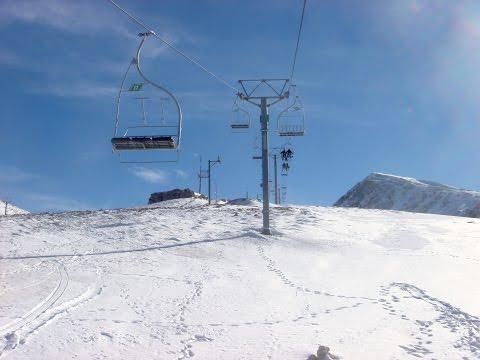 Mount Parnassus ski resort - Greece