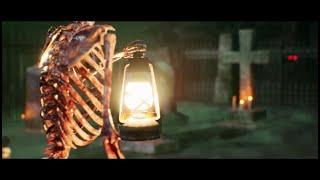 Halloween Horror Graveyard Show