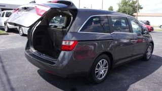 Honda Odyssey 2011 Videos